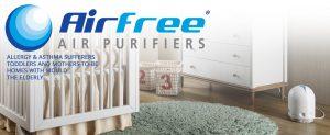 Airfree Air Purifier & Air Steriliser Scotland UK