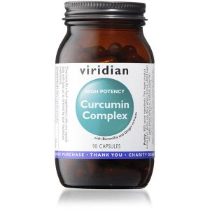 Viridian High Potency Curcumin Complex - 90 Capsules Scotland